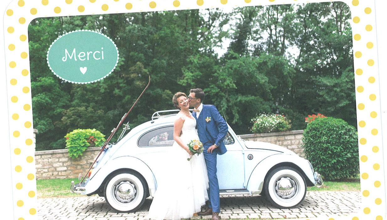 robe de mariage Lucie et Grégoire